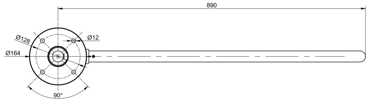 Ворітця механічні та електромеханічні ФОРМА «МК-3.0»