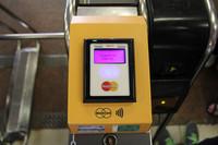 У Київському метрополітені впроваджено проект MasterCard PayPass