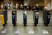 Квитки з QR-кодом замість жетонів у Київському метрополітені
