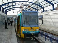 Фотогалерея лінії швидкісного трамваю (ЛШТ) КП «Київпастранс»