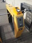 Впроваджено сплату банківськими картками на Борщагівській лінії швидкісного трамваю (фото-новина)