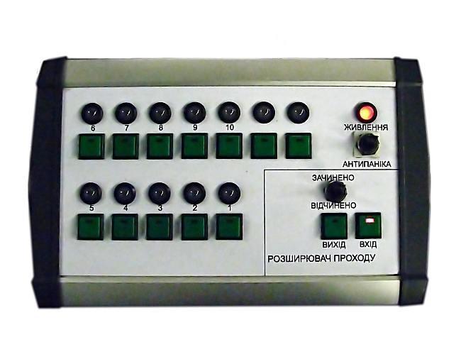 Пульт контролера